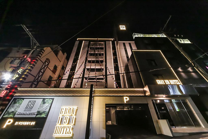 Gray 191 Hotel