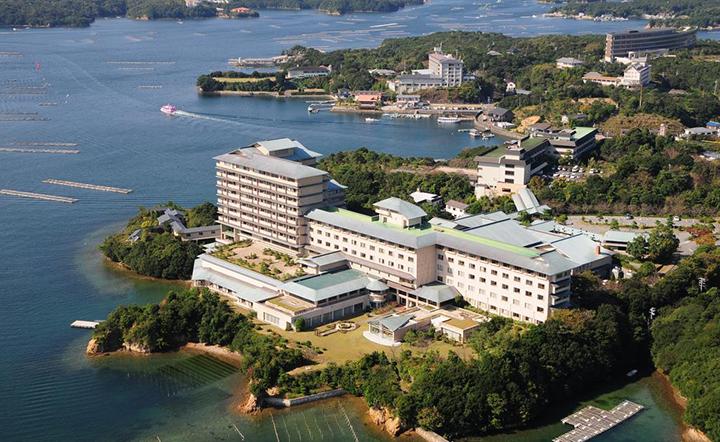 Kashikojima Hojoen(賢島補助園旅館)