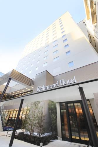 Richmond Hotel Yokohama Ekimae(里士滿橫濱站前酒店)