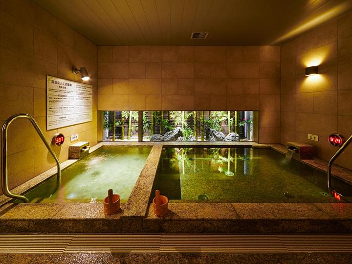 Super Hotel Lohas Akasaka(赤坂樂活超級酒店)