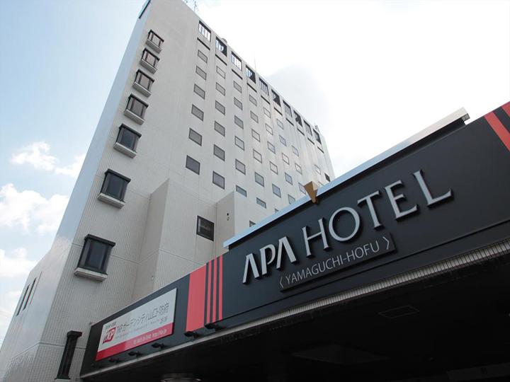 APA Hotel Yamaguchi Hofu(防府山口縣APA酒店)