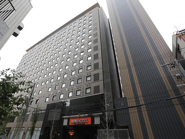 APA Hotel Hiroshima-Ekimae Ohashi(APA廣島站前大橋酒店)