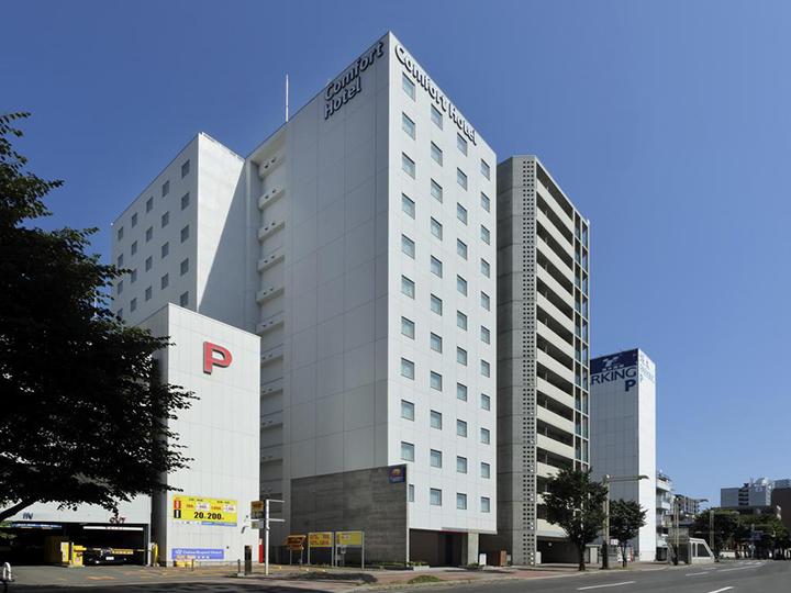 Comfort Hotel Sapporo Susukino(札幌薄野舒適酒店)