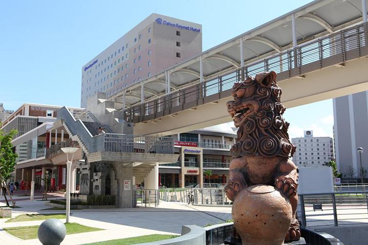 Daiwa Roynet Hotel Naha Kokusaidori(那霸國際通大和ROYNET酒店)