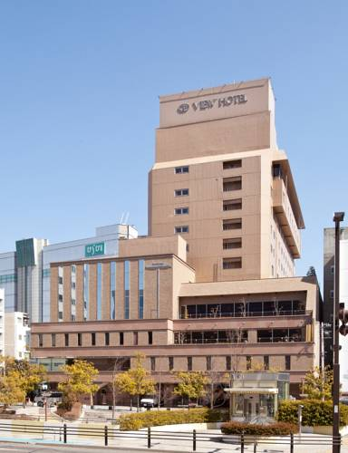 Koriyama View Hotel(郡山景酒店)