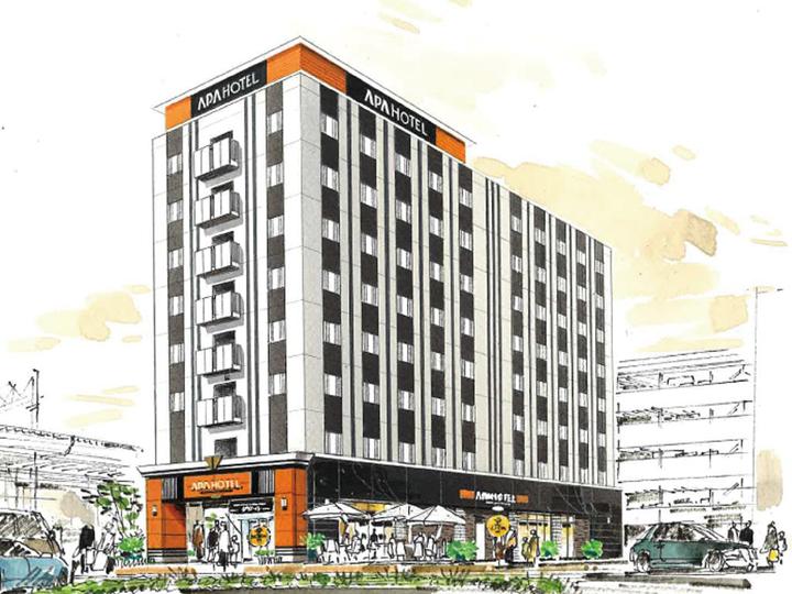 APA Hotel Saitama Higashimatsuyama Ekimae