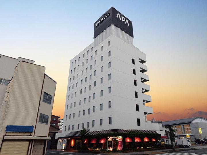 APA Hotel Hamamatsu Eki Minami(浜驛南APA酒店)