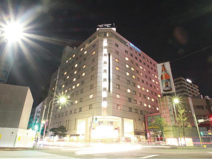 APA Hotel Fukuoka Watanabe Dori EXCELLENT(福岡渡邊大道卓越APA酒店)