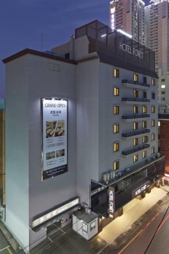 Hotel Foret Busan Station(弗雷特釜山站酒店)