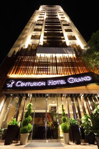 Centurion Hotel Grand Akasakamitsuke Station(赤阪百夫長酒店)