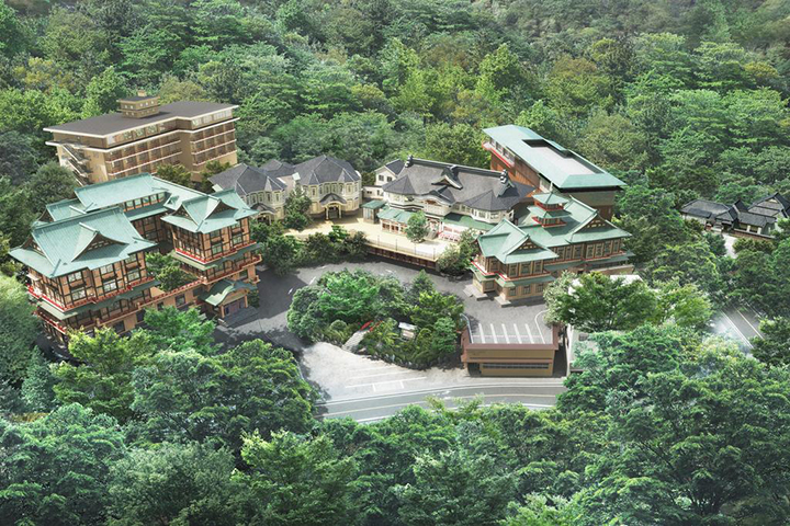 Fujiya Hotel(富士屋酒店)