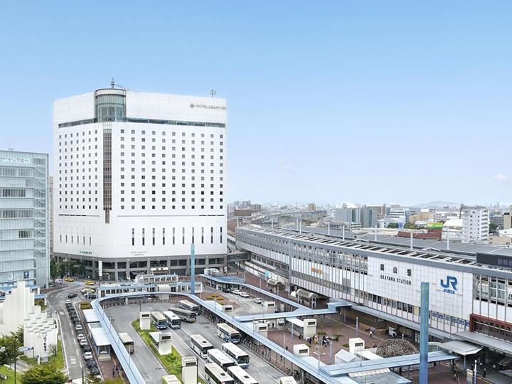 Hotel Granvia Okayama(岡山格蘭比亞酒店)