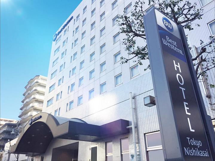 Best Western Tokyo Nishikasai(東京西葛西貝斯韋斯特酒店)