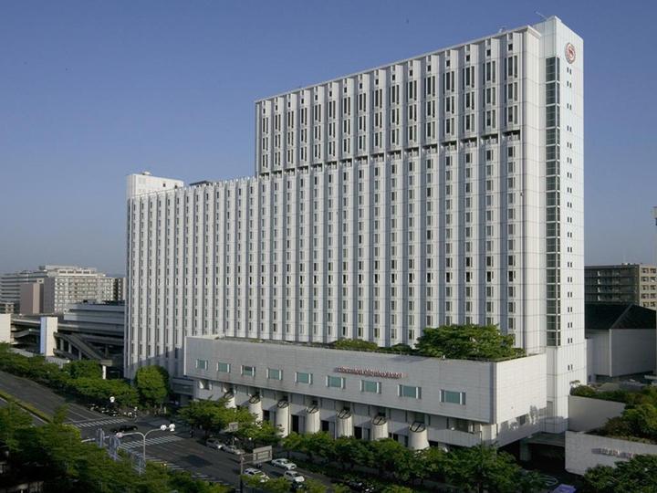 Sheraton Miyako Hotel Osaka(大阪都喜来登酒店)