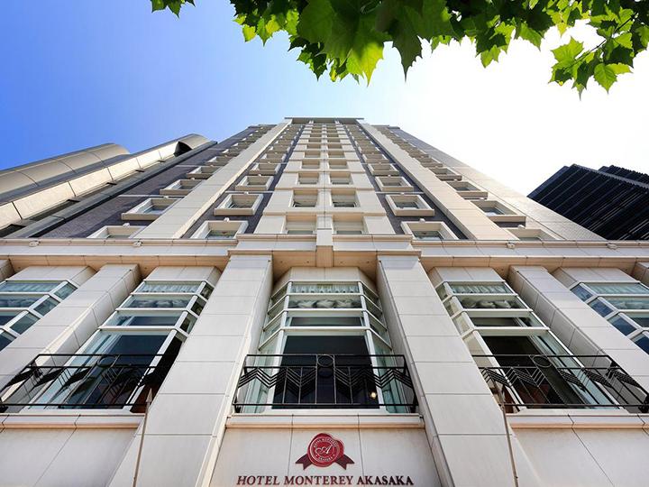 Hotel Monterey Akasaka(赤坂蒙特利酒店)