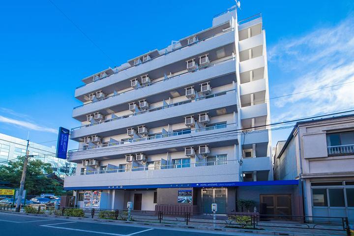 HOTEL MYSTAYS Ueno Iriyaguchi(MYSTAYS 上野入谷口酒店)