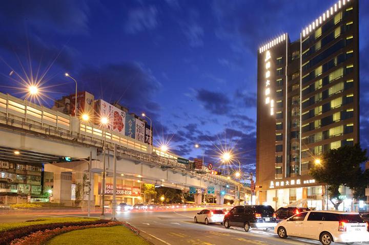 柯達大飯店台北敦南
