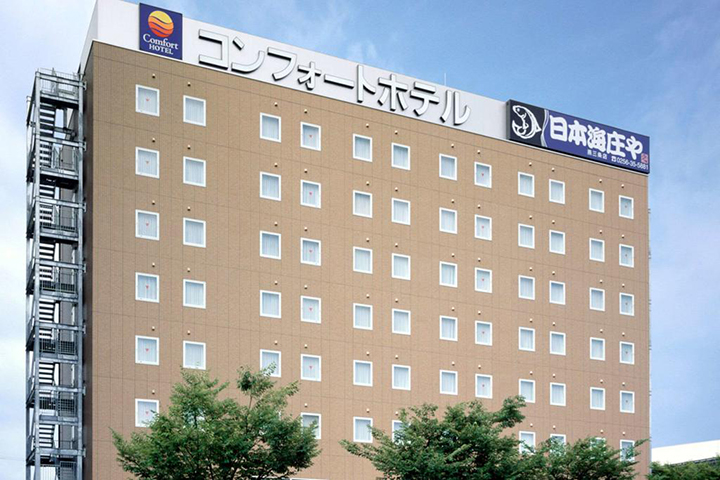 Comfort Hotel Tsubamesanjo(三條凱富酒店)