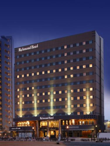 Richmond Hotel Yamagata Ekimae(山形站前里士滿酒店)