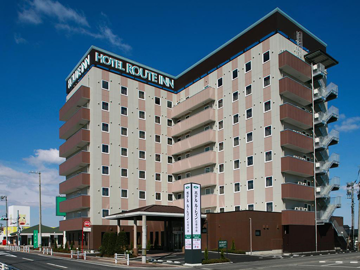 Hotel Route Inn Ishinomaki Chuo(石卷中央路線酒店)