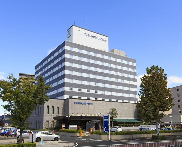 Matsue Excel Hotel Tokyu(松江東優美好酒店)