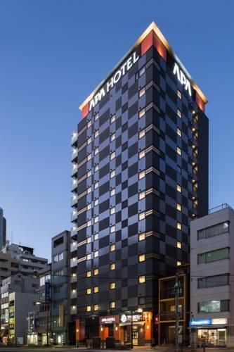 APA Hotel Iidabashi-Eki Minami(飯田橋駅南APA酒店)