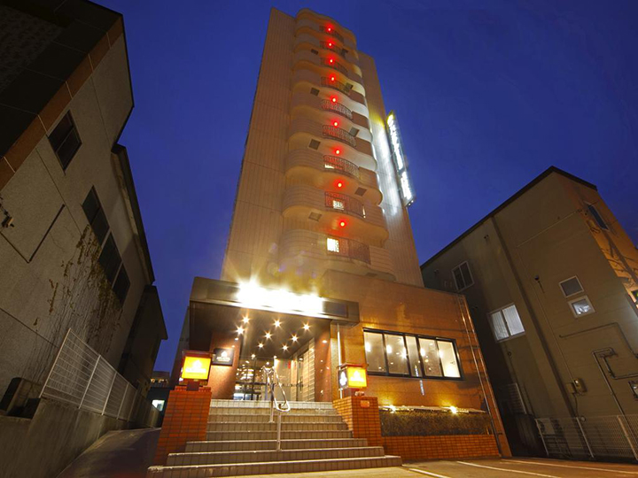 APA Hotel Aomorieki-higashi(青森縣車站東APA酒店)