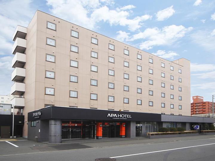 APA Hotel Aomorieki-Kenchodori(青森站縣政府路APA酒店)