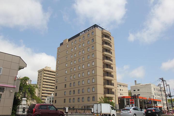 APA Hotel Akita-Senshukoen(秋田千秋公園APA酒店)