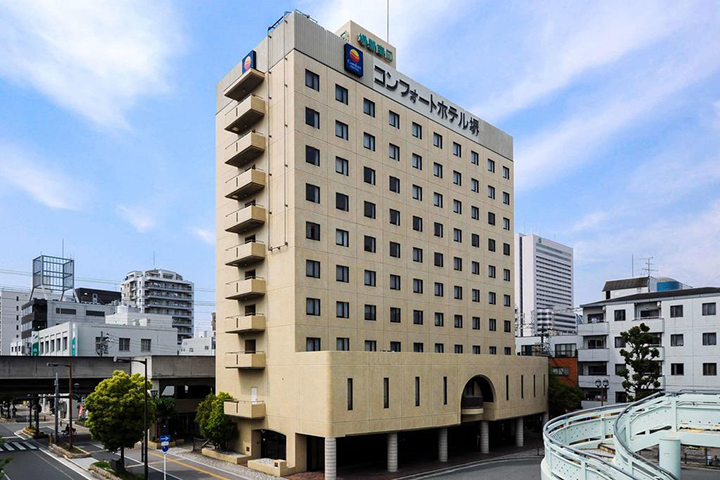 Comfort Hotel Sakai(舒適酒井酒店)