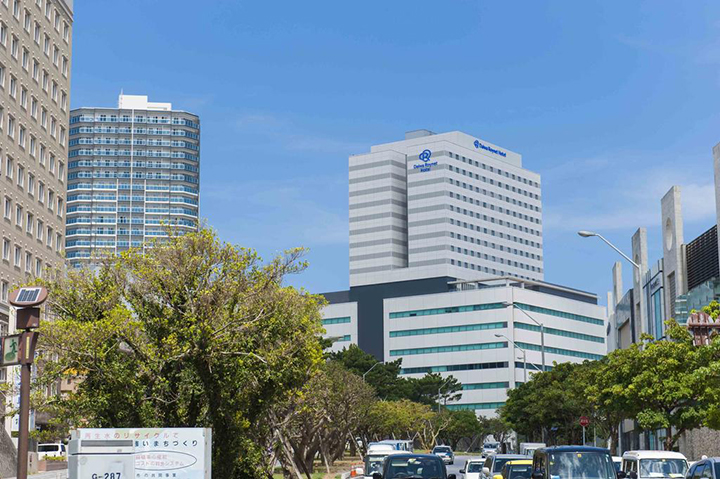 Daiwa Roynet Hotel Naha Omoromachi(那霸歌町大和魯內酒店)