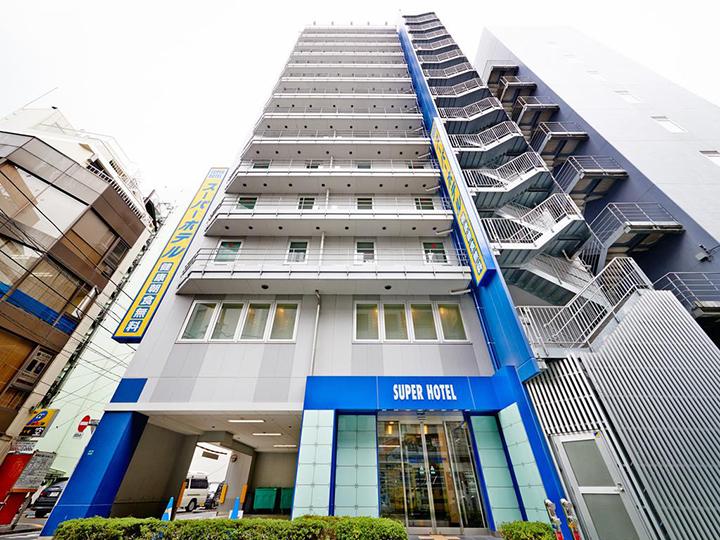 Super Hotel JR Ikebukuro Nishiguchi(超級酒店JR池袋西口)