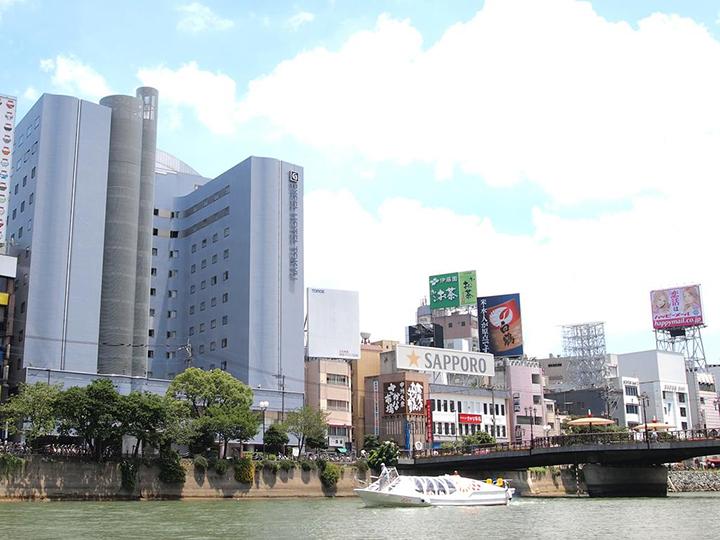 Hakata Excel Hotel Tokyu(博多秀雅東京急行酒店)