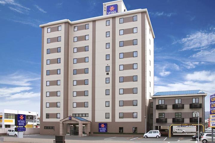 Vessel Hotel Fukuyama(福山船舶酒店)