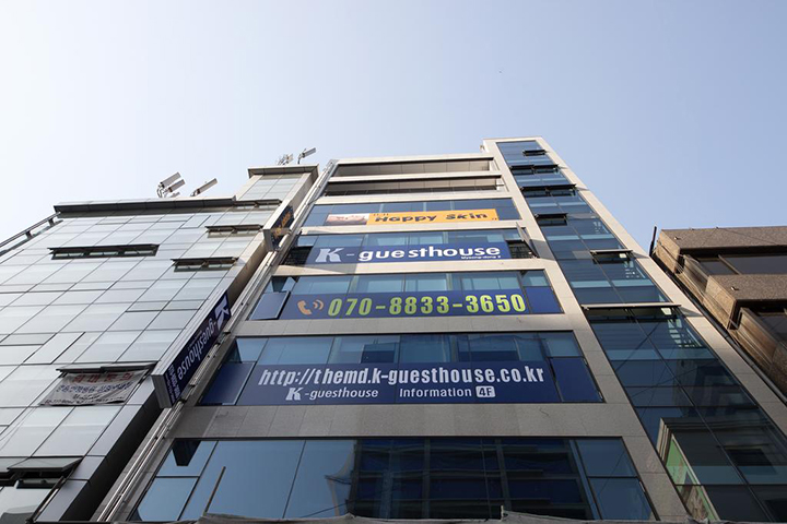 K-Guesthouse Myeongdong 2(明洞2號K旅館)