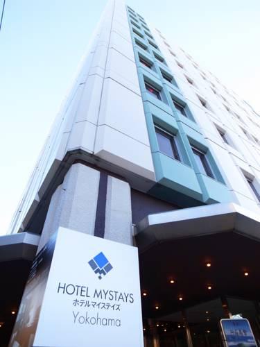 HOTEL MYSTAYS Yokohama(MYSTAYS 橫濱酒店)