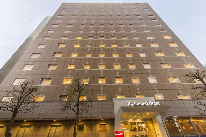 Richmond Hotel Utsunomiya-ekimae(宇都宮站前里士滿酒店)