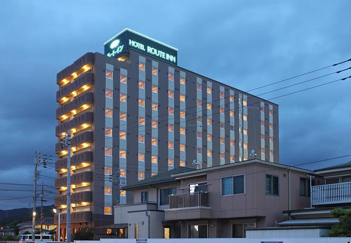 Hotel Route Inn Isehara(伊勢原如特經濟型酒店)