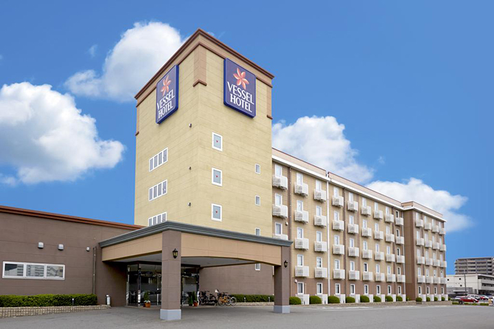 Vessel Hotel Fukuoka Kaizuka(福岡貝塚船舶酒店)