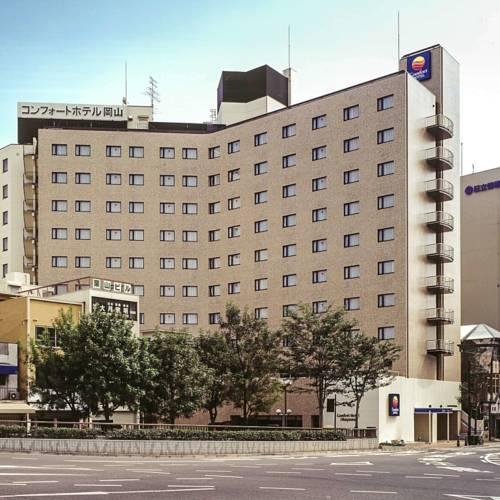 Comfort Hotel Okayama(岡山康福特酒店)