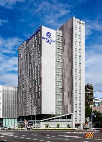 Daiwa Roynet Hotel Nagoya Taiko dori Side(名古屋太合通口大和魯內酒店)