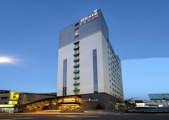 Staz Hotel Myeongdong 2(明洞斯塔茲2號酒店)