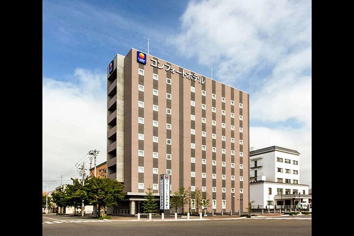 Comfort Hotel Obihiro(帶廣康福特酒店)