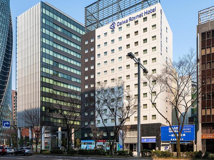 Daiwa Roynet Hotel Nagoya Eki Mae(名古屋站美大和魯內酒店)
