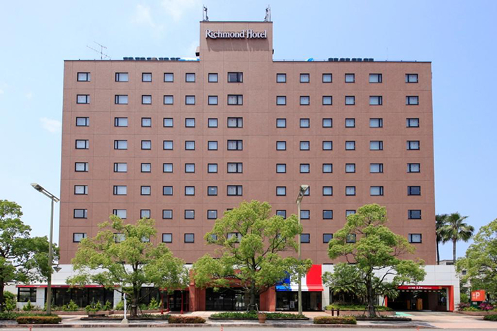 Richmond Hotel Miyazakiekimae(宮崎站前里士滿酒店)