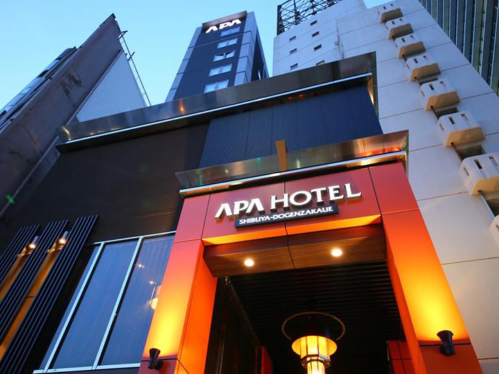 APA Hotel Shibuya Dogenzakaue(澀谷道玄坂上APA酒店)
