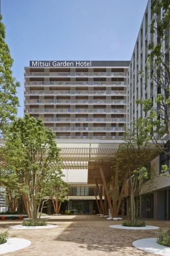 Mitsui Garden Hotel Kashiwa-No-Ha(柏市之葉三井花園酒店)