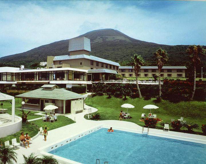 Hachijo View Hotel(八丈島美景酒店)