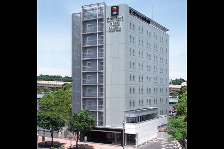 Comfort Hotel Narita(成田機場康福特茵酒店)