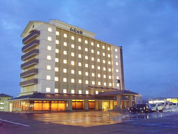 Route Inn Grantia Himi Wakuranoyado(格蘭蒂亞冰見和藏之宿路線酒店)
